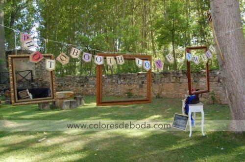 Photocall casero fotos - Photocall boda casero ...