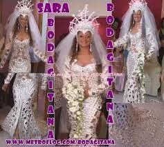 Vestidos para bodas gitanas invitadas