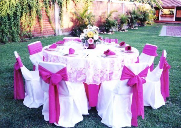 Como decorar el salon organizar una boda foro - Decorar mesas para eventos ...