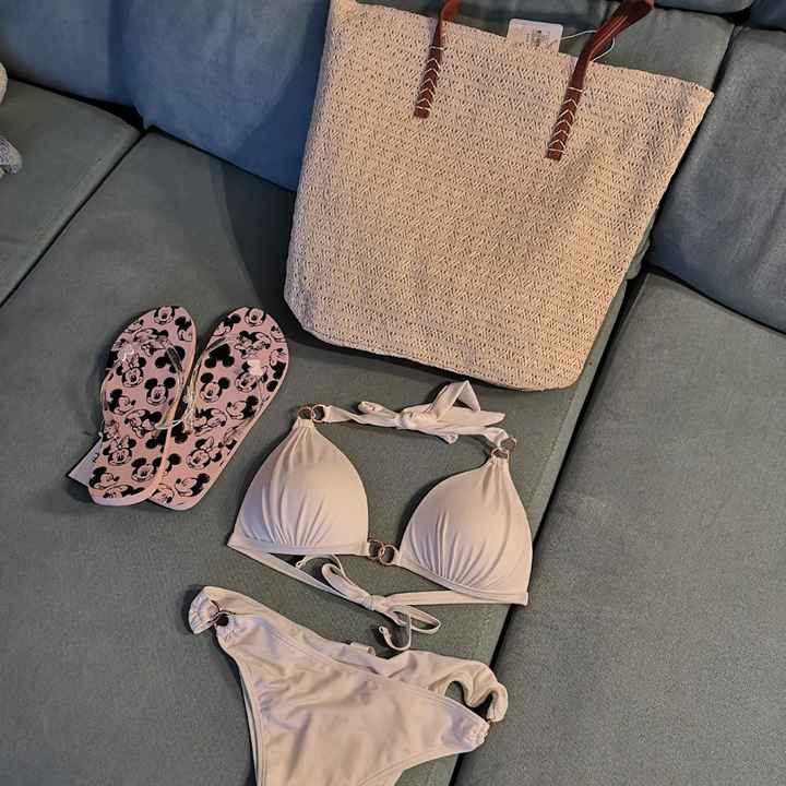 Bikini  bodil viaje de novios - 2
