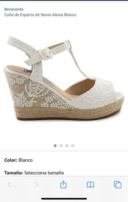 Ya tengo zapatos!! 1
