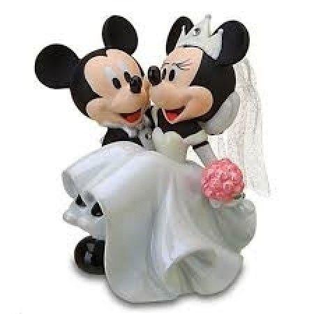 figura tarta mickey + minnie - banquetes - foro bodas