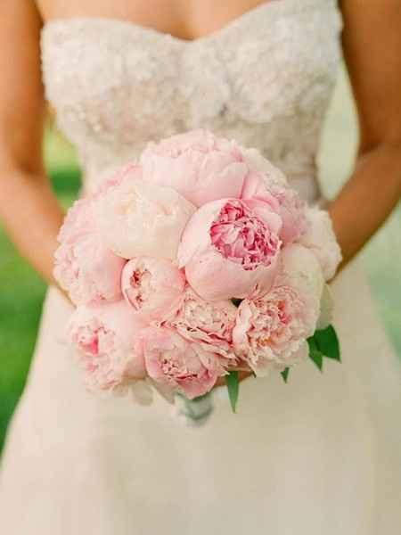 Ramo Peonias rosas