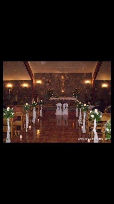 Preparando la segunda boda....religiosa - 2