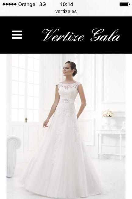 vestidos novia vertize gala - moda nupcial - foro bodas