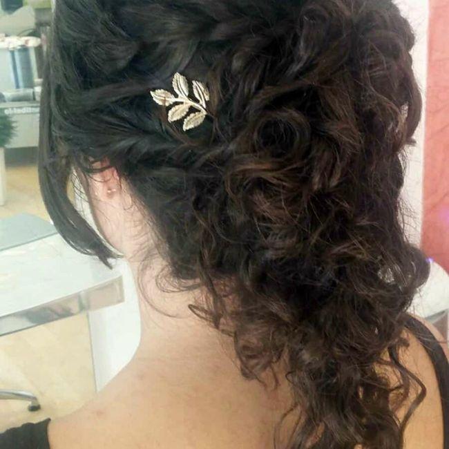 Peinado con vestido 4