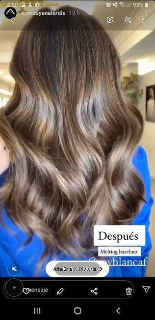 Duda color de pelo 1