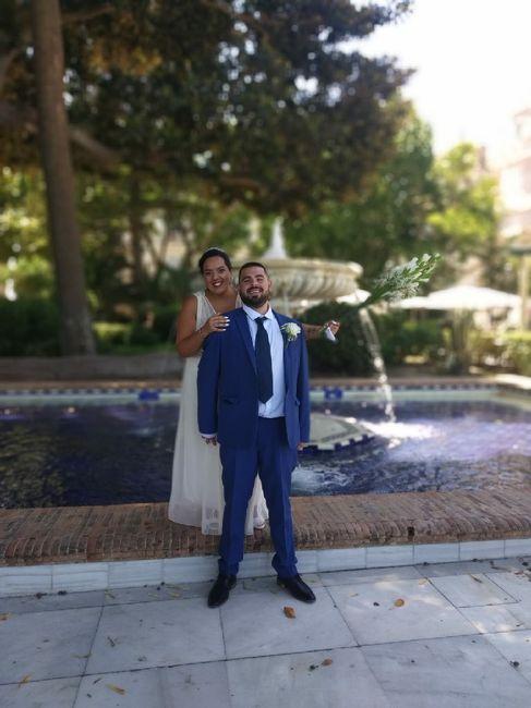 Ya nos casamos! ❤️ 26/06/20 4