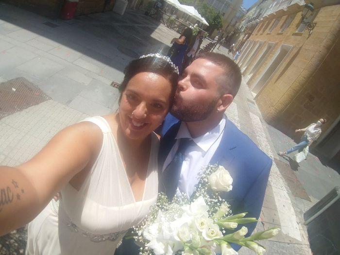 Ya nos casamos! ❤️ 26/06/20 9