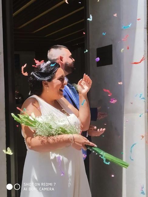 Ya nos casamos! ❤️ 26/06/20 11