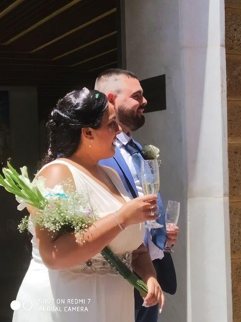 Ya nos casamos! ❤️ 26/06/20 13