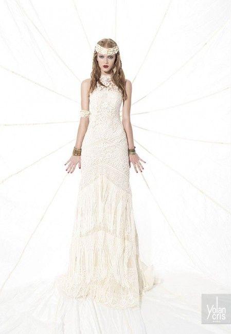 colección 2015 yolancris - moda nupcial - foro bodas