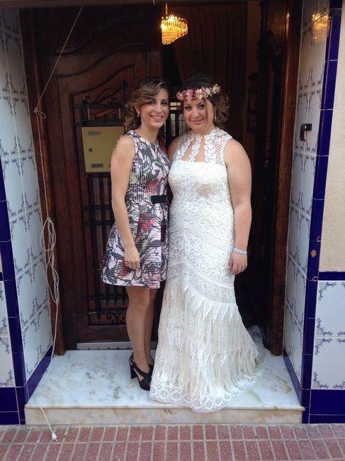 no hay novias yolan cris 2015???? - moda nupcial - foro bodas