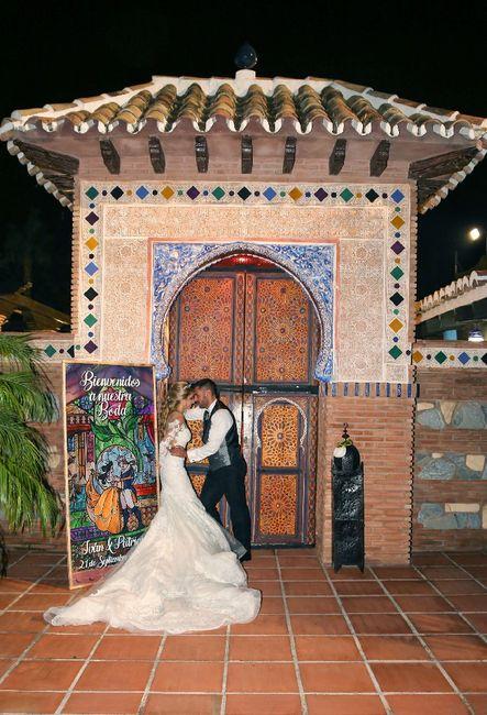Nuestra boda con temática bella y bestia 7