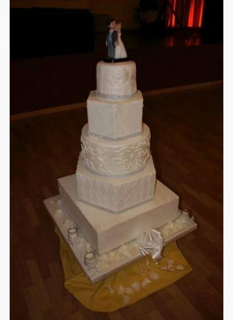 Nuestras tartas de boda! - 1