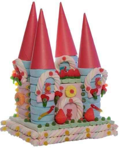 Castillo de golosinas - 5
