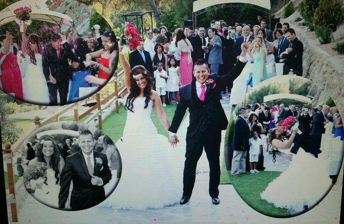 Pongamos nuestras fotos de novia!!!! - 1