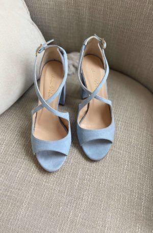 Zapatos azules 4