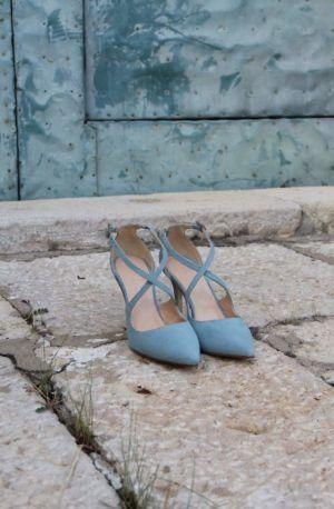 Zapatos azules 5