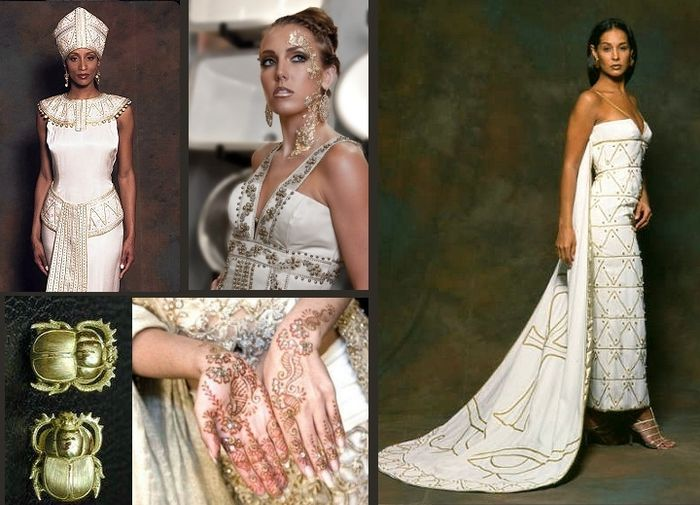 boda al estilo: egipcio! - foro organizar una boda - bodas.mx