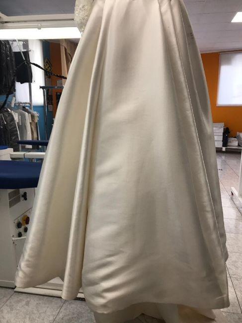 Moho vestido de novia - 5