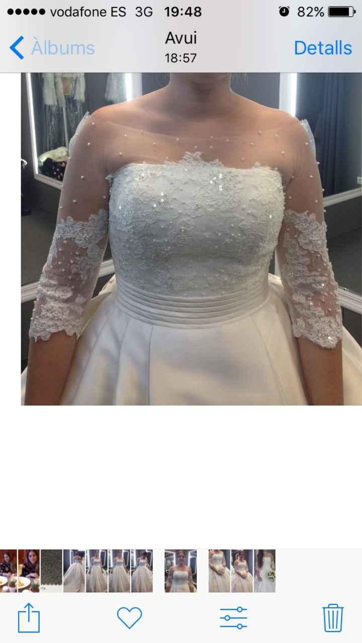 Ayuda opinión vestido a 10 días de casarme! - 2