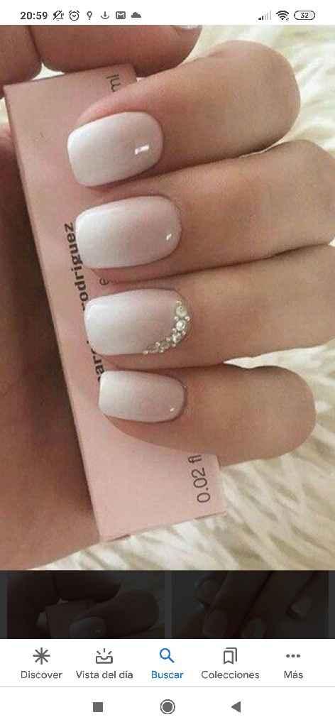Encuesta rosa: ¿Y las uñas? - 1