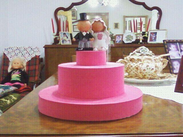 mi stand para cupcakea (candybar)
