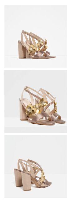 Zapatos en zara una buena alternativa moda nupcial - Zara en cadiz ...