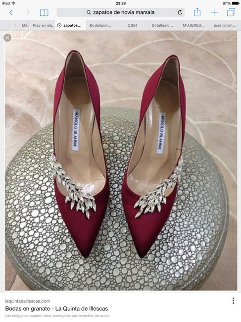 ayuda zapatos diseñados a medida madrid - madrid - foro bodas
