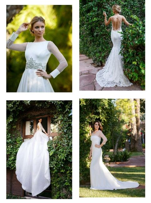 Precio vestidos de novia silvia navarro