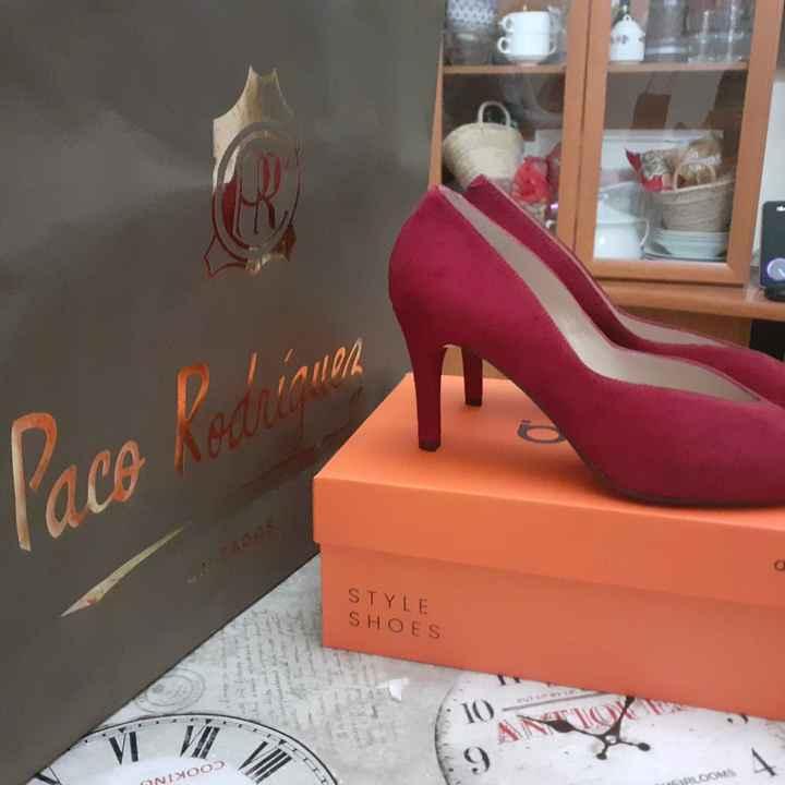 Ya tengo zapatos!!😍 - 1