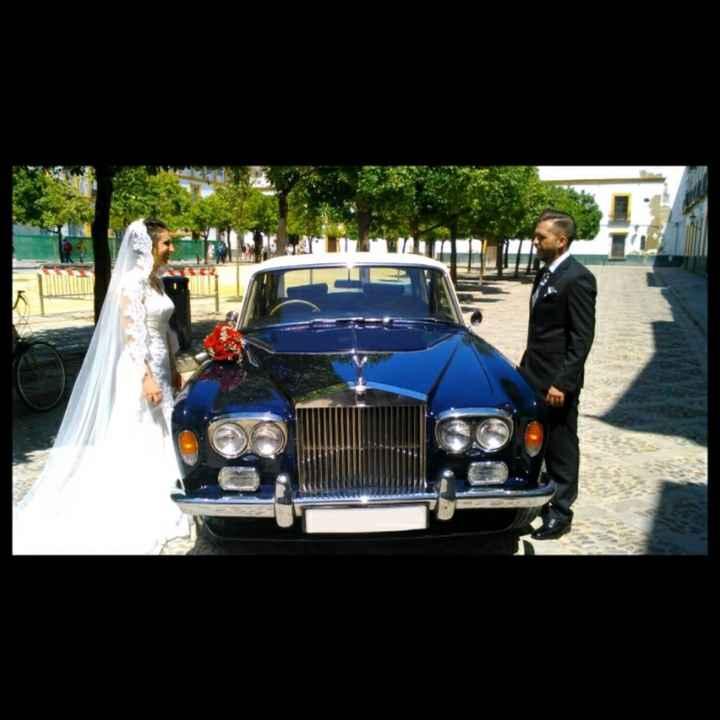 Rolls Royce clásico - 1