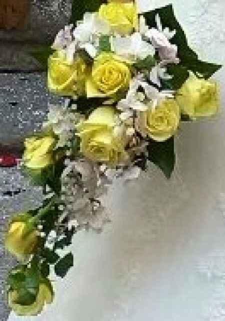 Ramos de novia Amarillos - 1