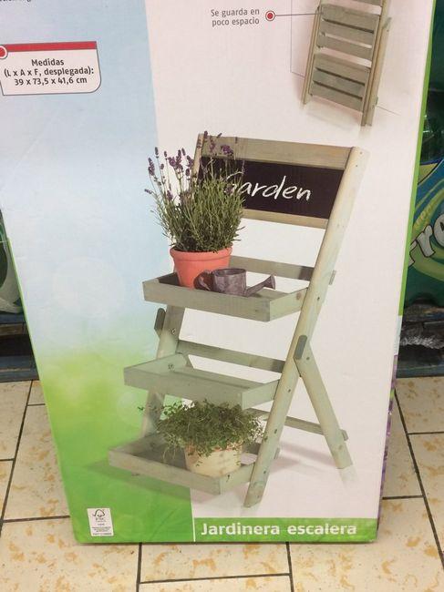 mueble de jardin para colocar confeti en lidl 1 - Lidl Jardin