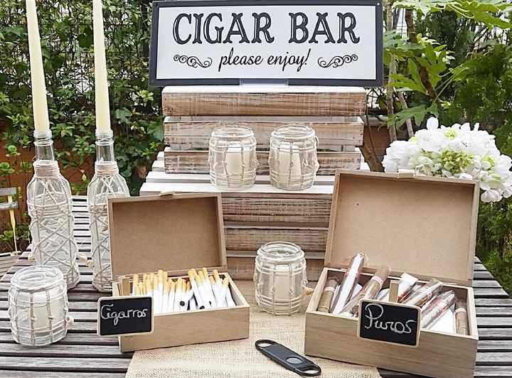 Se sigue dando tabaco en las bodas? - 2