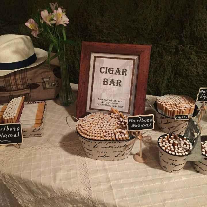 Se sigue dando tabaco en las bodas? - 3
