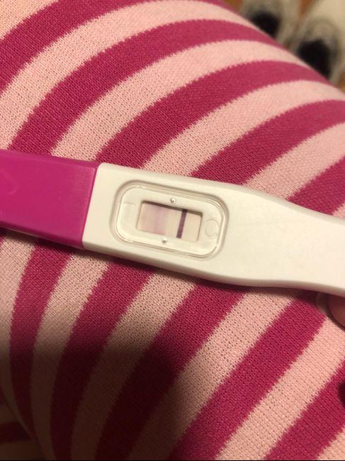 Test embarazo positivo o negativo? 1