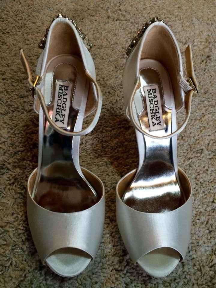 Mis zapatos badgley mischka - 1