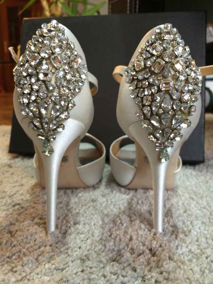 Mis zapatos badgley mischka - 2