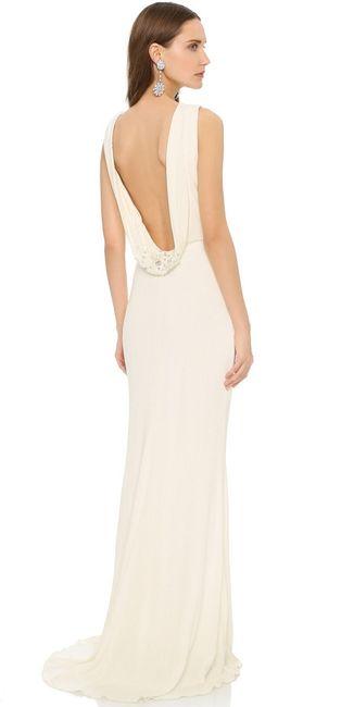 Vestidos de novia por menos de 600eur - 2