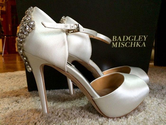 Mis zapatos badgley mischka - 3