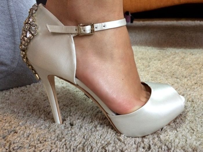 Mis zapatos badgley mischka - 4
