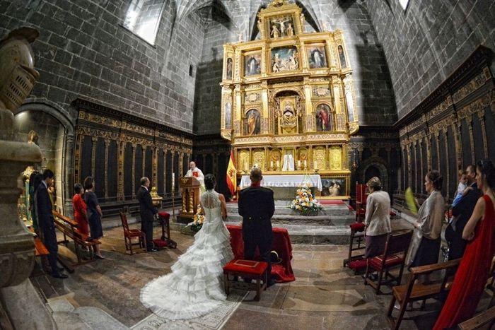 Iglesias para casarse en valencia - 1