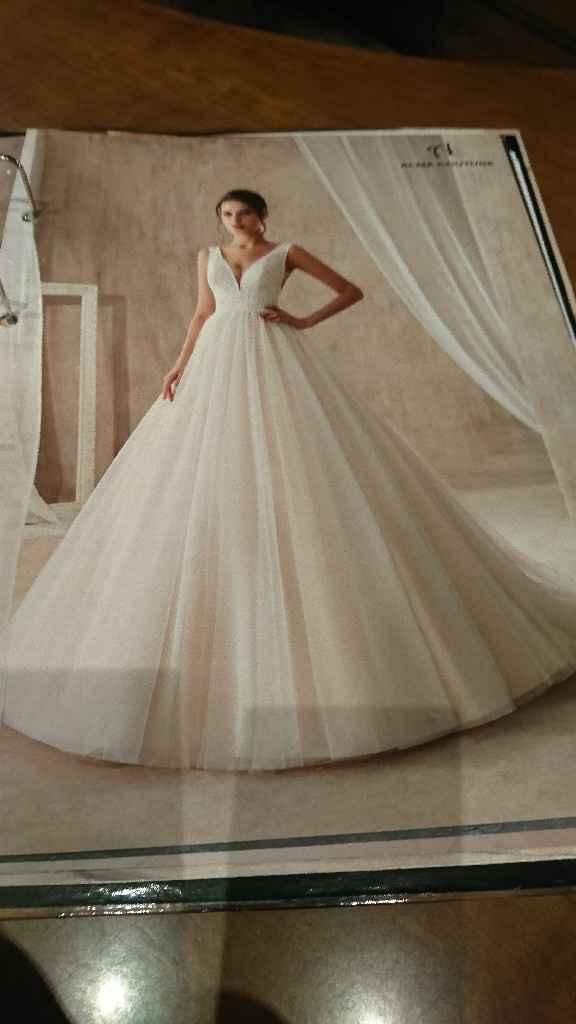 Hola! Ya tengo mi vestido de novia! 👰 😍 - 1