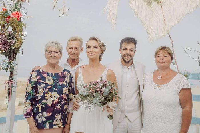¿Con cuántos ❤️ valoras el día de tu boda? 21