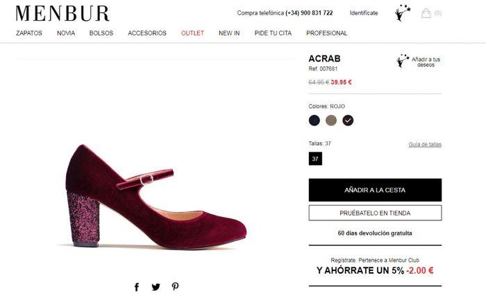 Zapatos de color 5