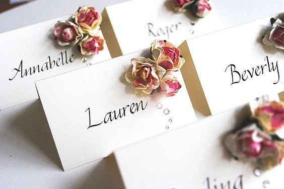 Temática de boda: ¡flores! - 1