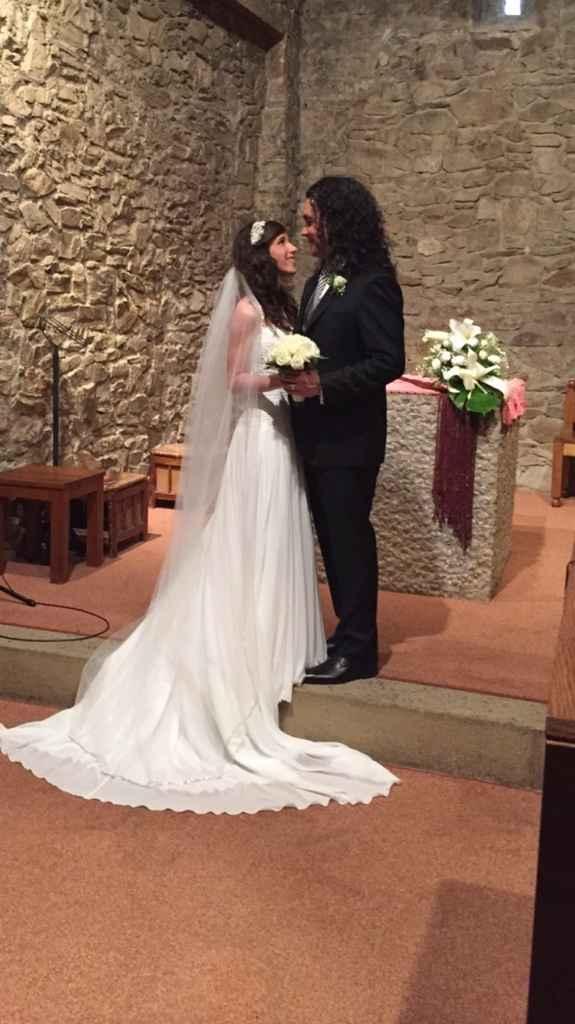 Esta soy yo el día de nuestra boda! - 2