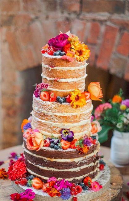 ¿De qué color será tu tarta? 1
